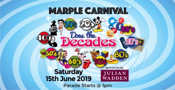 Marple Carnival 2019